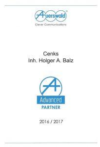 Auerswald Telefonanlagen in Stuttgart - Auerswald Advanced Partner