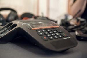 Auerswald-C-400 Konferenztelefon