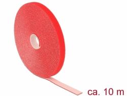 Neue Produkte bis März 2018 - Delock Kabelklett rot