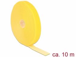 Neue Produkte bis März 2018 - Delock Kabelklett gelb