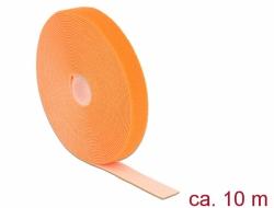 Neue Produkte bis März 2018 - Delock Kabelklett orange